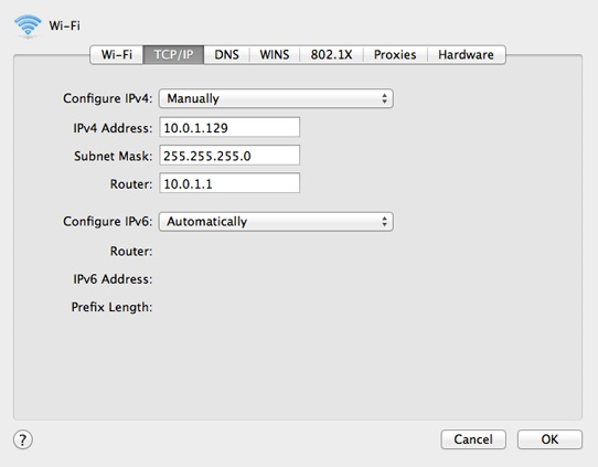 How to Find Your Router's IP Address on Mac OS